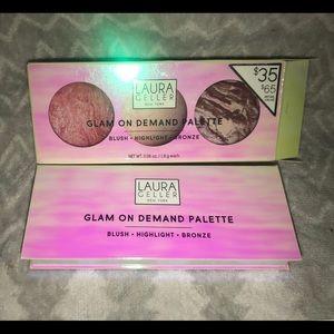Laura Geller Glam on Demand palette